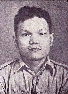 Лидер бирманских коммунистов Такин Тан Тун