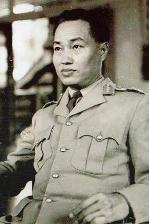 Генерал Не Вин - многолетний командующий национальной армией Бирмы