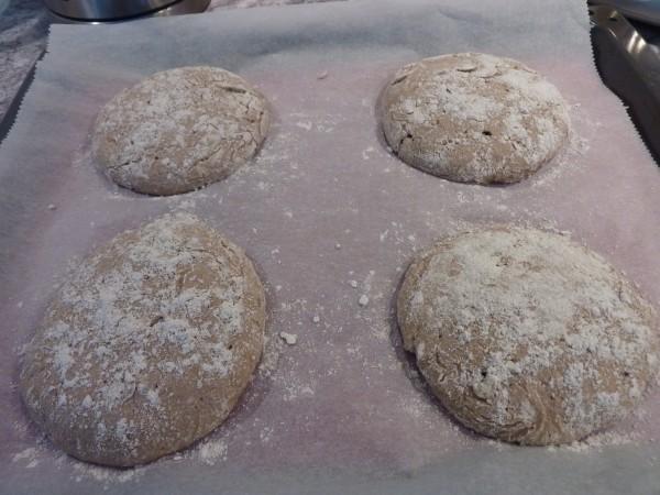 все рецепты выпечки хлеба на закваске
