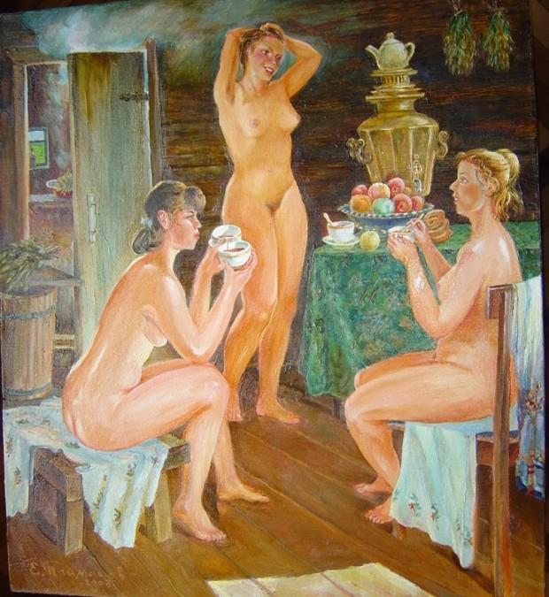 баня женская украина эротика фалоимитатор, когда