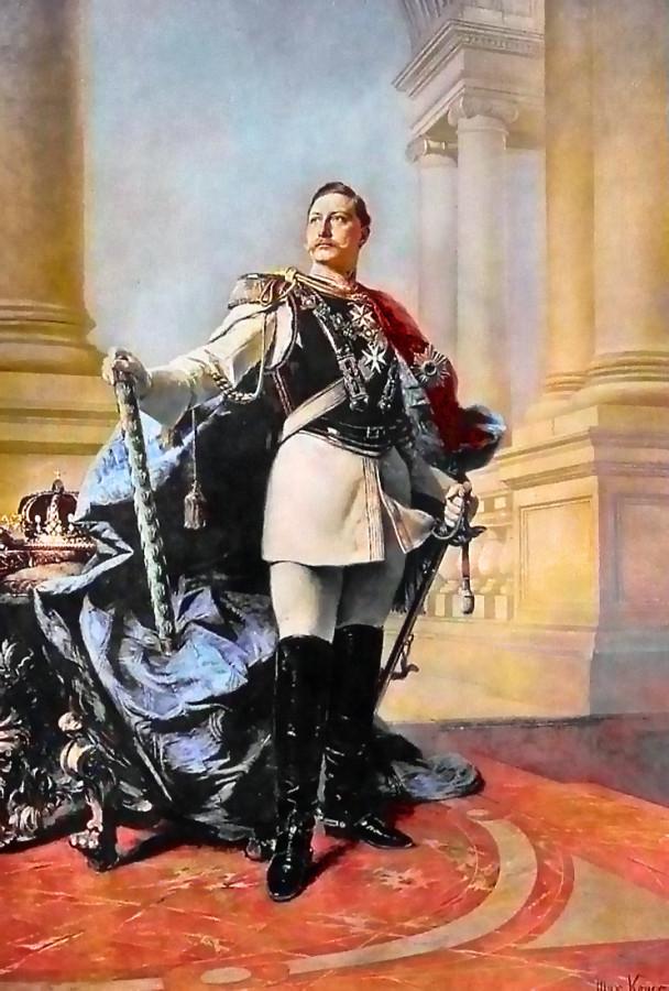 Kohner_-_Kaiser_Wilhelm_II