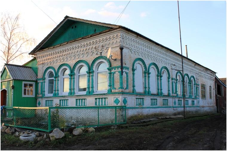 Дом крестьянина Скребкова 1
