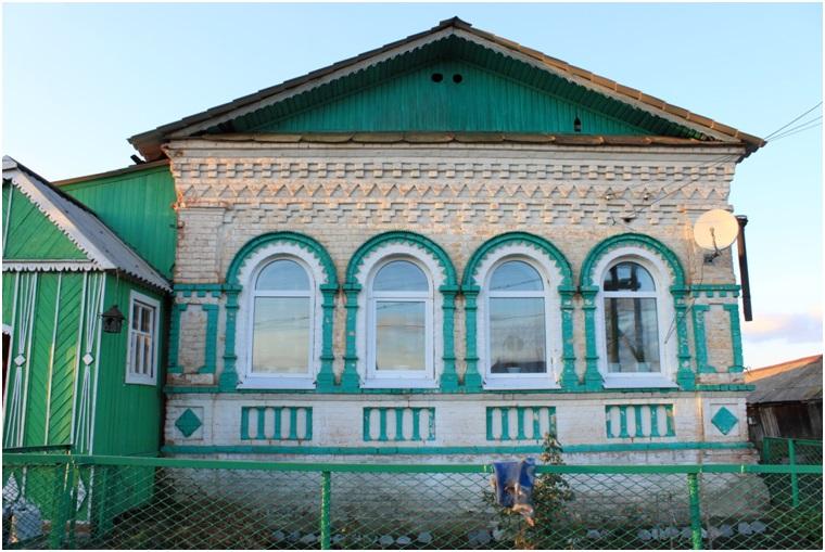Дом крестьянина Скребкова 2