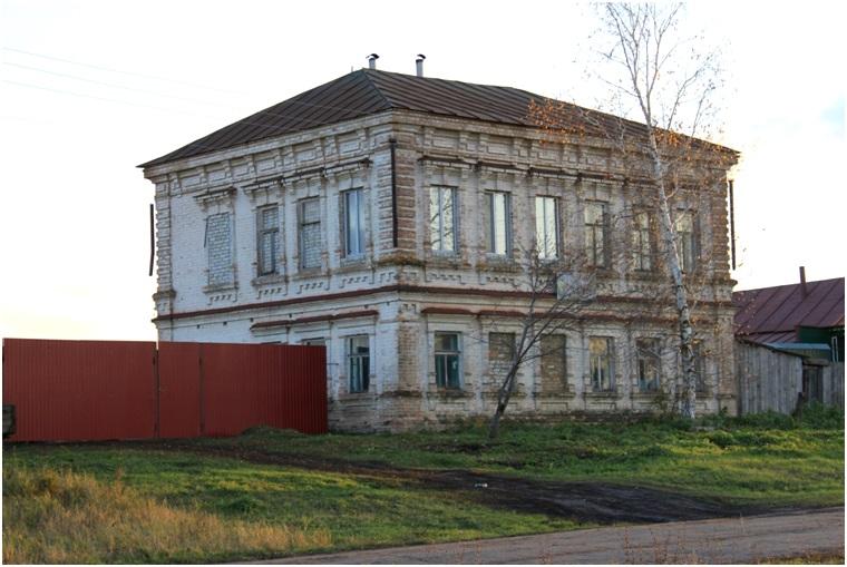 Дом Скребкова 1
