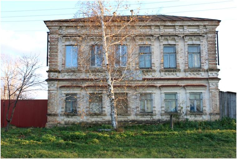 Дом Скребкова 2
