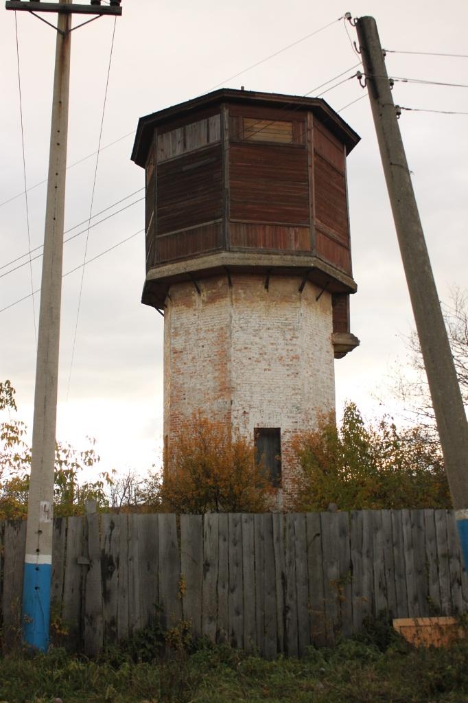 Водонапорная башня 1
