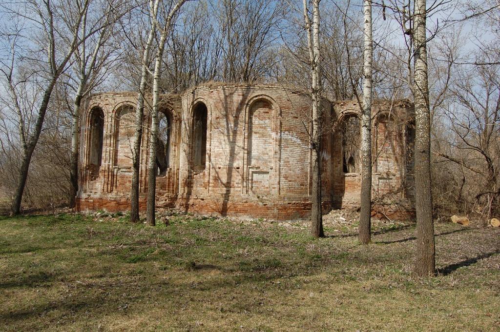 Урено-Карлинское,церковь