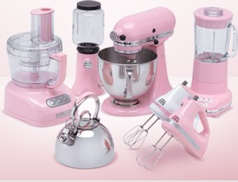Pink KitchenAid