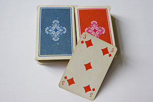 Ezra's Deck of Cards
