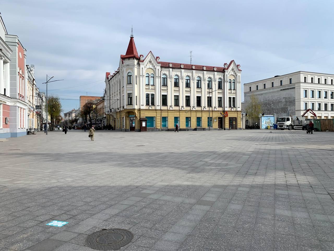 Центр Михайлівської