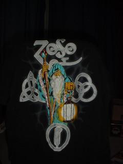 ZOSO shirt - front