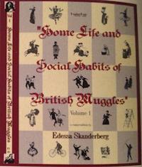 החיים הביתיים וההרגלים החברתיים של המוגלגים הבריטיים