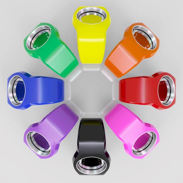 Дизайнерские часы-браслет Elusive