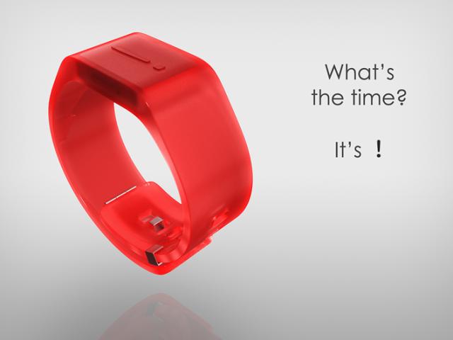 Дизайнерские наручные часы Shoq