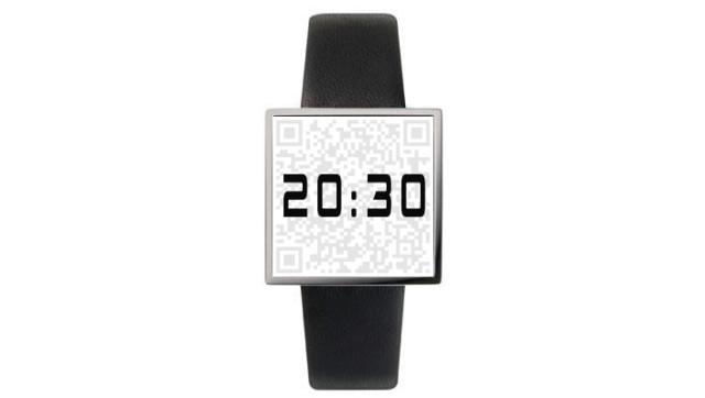 Наручные часы QR Time watch