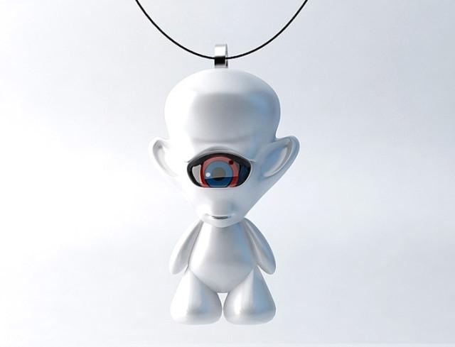 Карманные дизайнерские часы Toy Pocket watch
