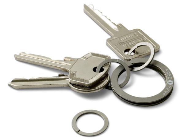 Free Key - смена ключей без потерь