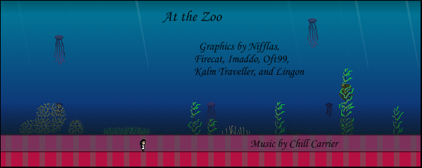 I am really proud of this title screen.
