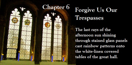 summers end chapter 6 stained glass hall