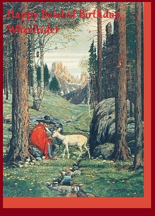 inspiration for gandalf Josef_Madlener_-_Der_Berggeist