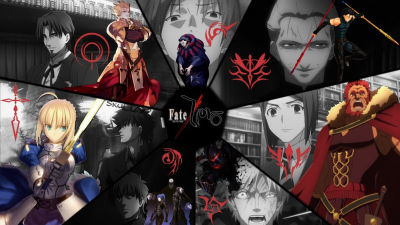 HeavyUA: Fate/Zero — Доля/Початок