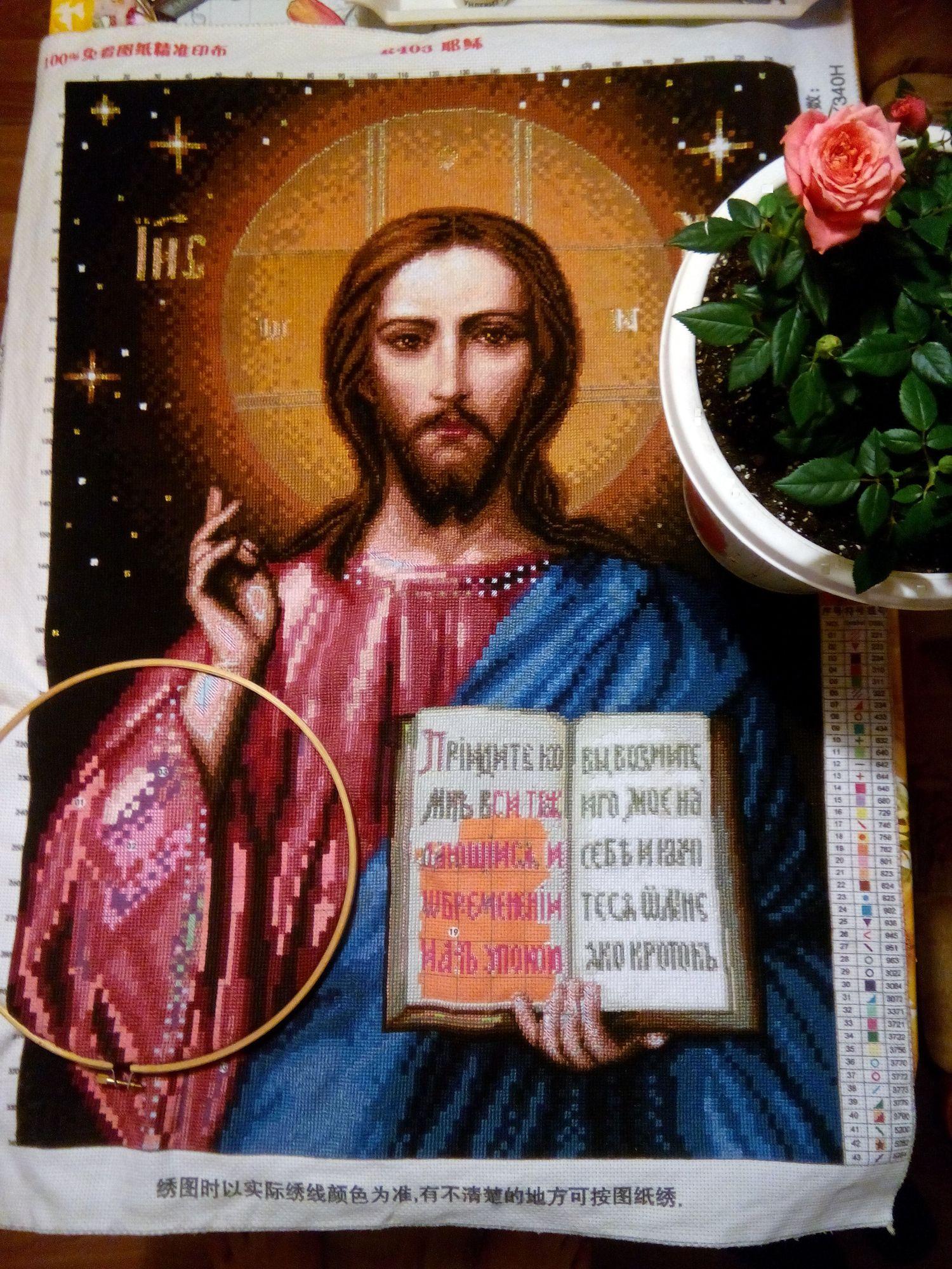 Господи Иисусе Христе, Сыне Божий, помилуй мя грешного.