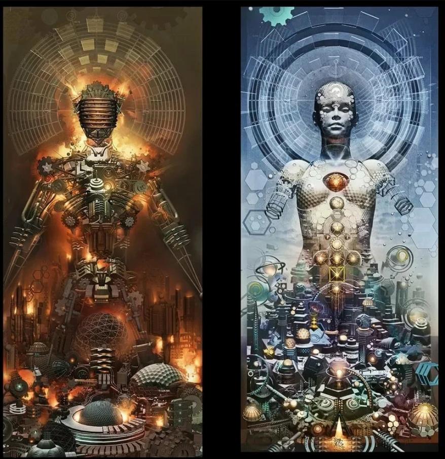 Теория эфира. Рождение Вселенной. Сингулярность.