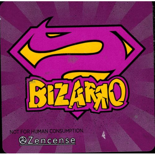 Bizzaro herbal incense.