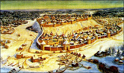 Казань в начале 16 века