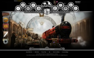 Hogwarts Express screenshot