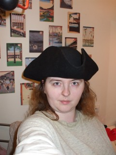 I have a tricorn !!!