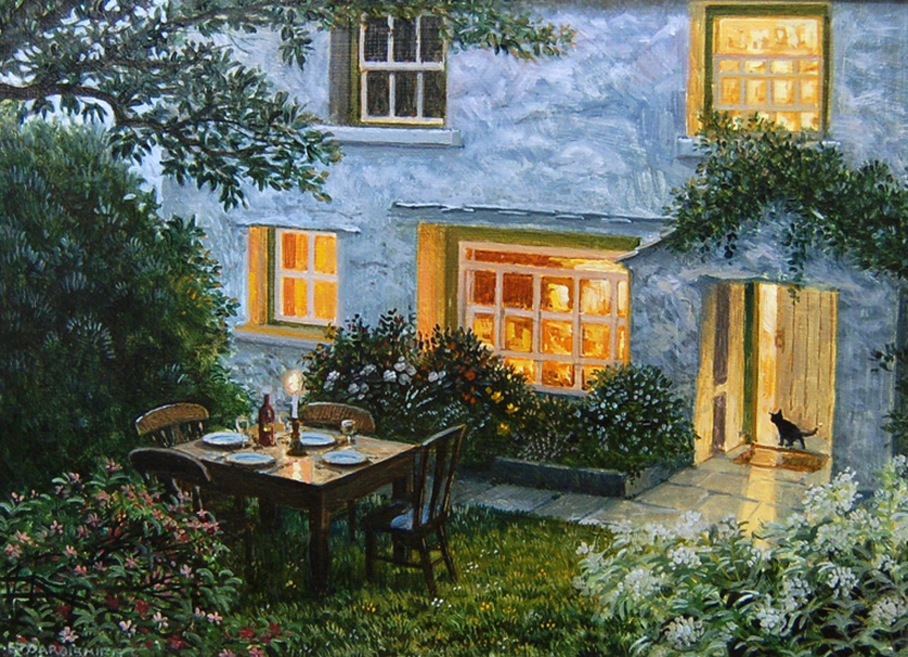 One Summer Evening - Stephen Darbishire