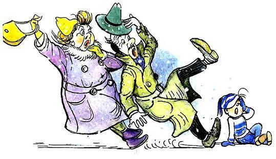 Иллюстрации Сутеев В
