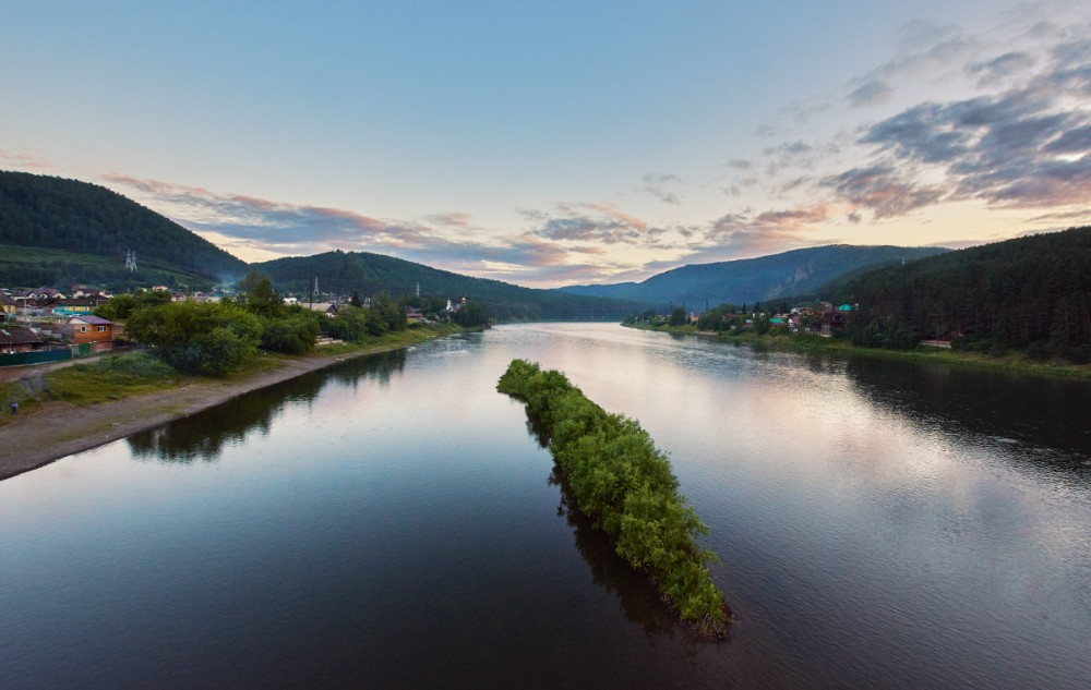 река енисей фото рядом с красноярском