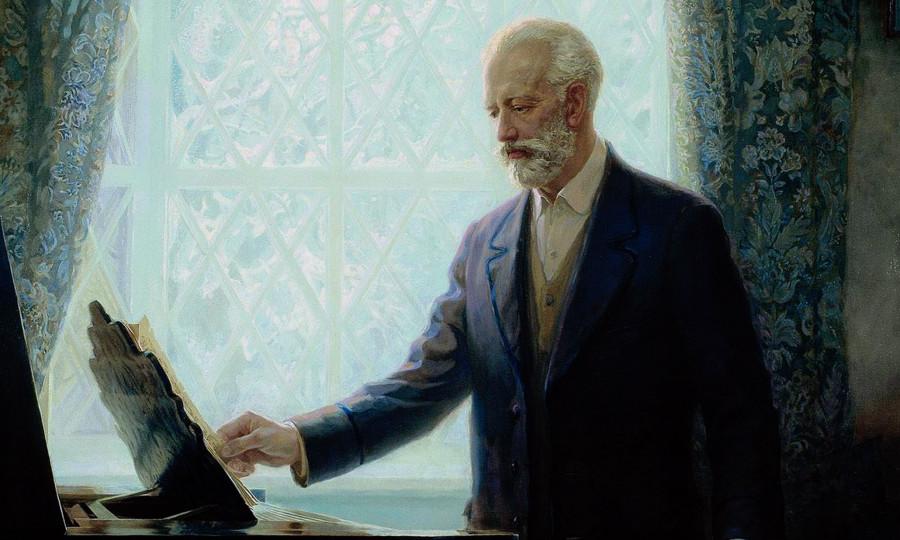 "Tchaikovsky-""Pathétique"""