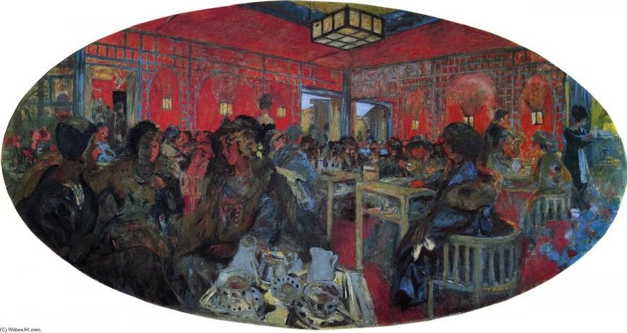 Edouard-Vuillard-_Le-Grand-Teddy_-Tea-Room