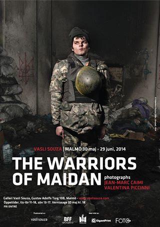 The warriors of Maidan