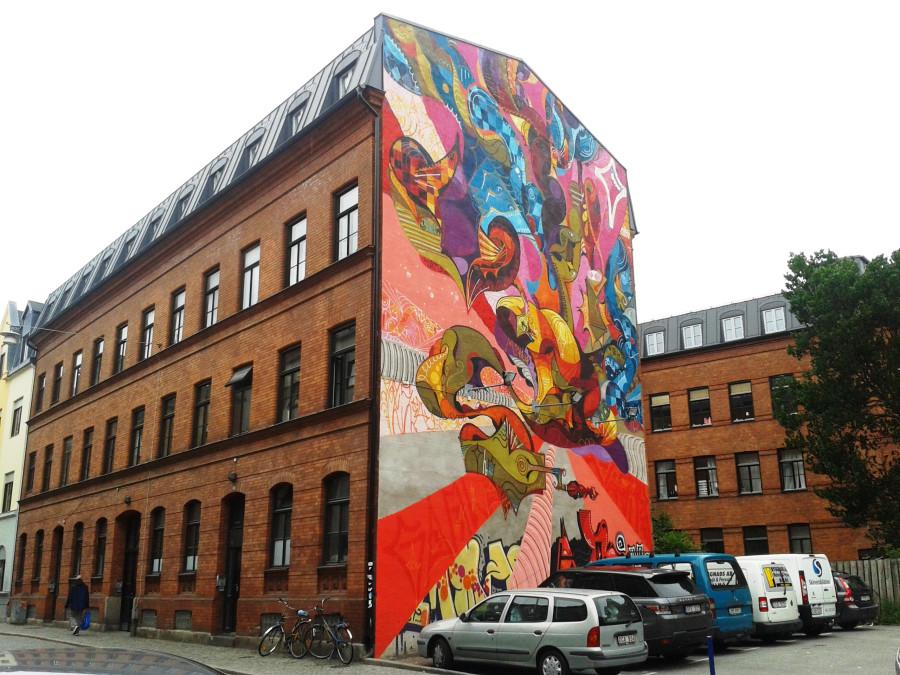 Ola Kalnins, Malmö, Gamla Väster
