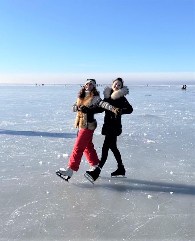 Мальме, Швеция, февраль 2021