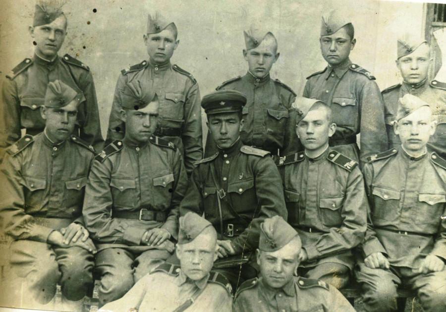 сержант маруфий под Москвой