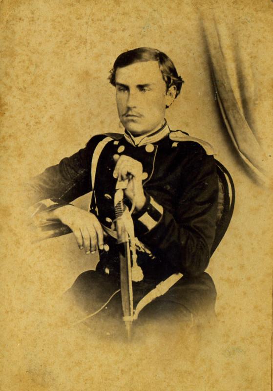 Александр Семенович Гурьев 1841-1877