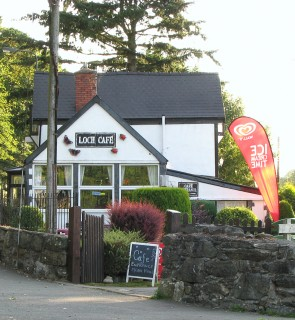 Loch Cafe, Bala Lake