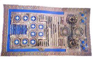 Minoan chessboard