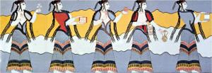 women fresco