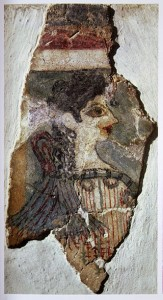 The_Parisian,_fresco,_Knossos,_Greece