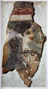 The_Parisian,_fresco,_Knossos,_Greece