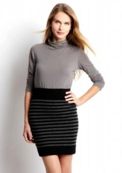 Кашемировая юбка 350
