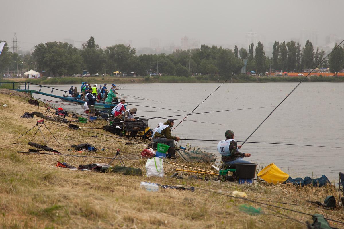 рыбалка в ростовской области сегодня