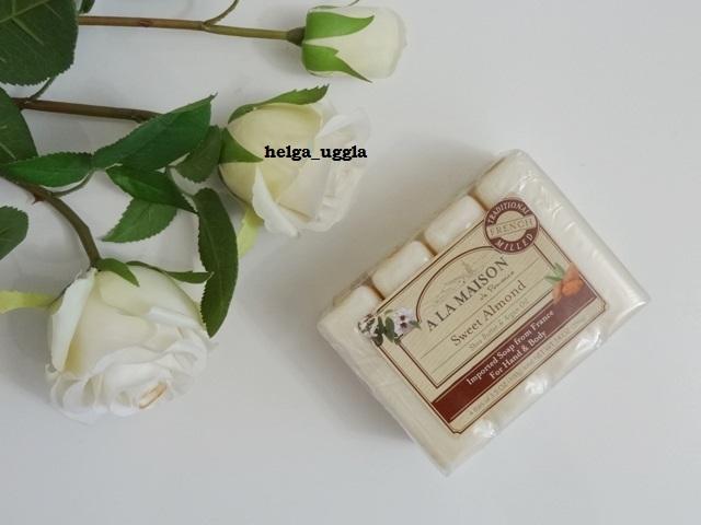 A La Maison de Provence, Мыло для рук и тела, сладкий миндаль
