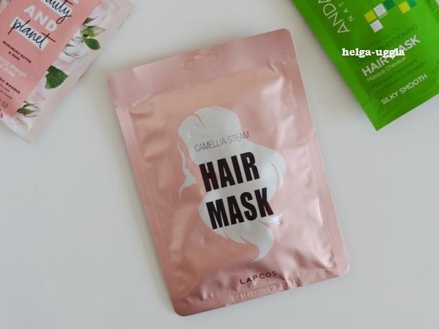 Lapcos, Hair Mask - необычная маска-шапочка для волос